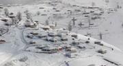 عکس | تالش زیر برف رفت