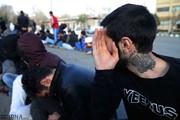 تصاویر | انهدام ۴۶ باند حرفهای سرقت در پایتخت