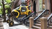 خودروی عنکبوتی هیوندای در نمایشگاه سیایاس ۲۰۱۹/ عکس