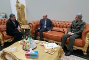وزیر دفاع ایران وارد موریتانی شد +برنامه ها