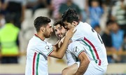 شادی برد ایران مقابل یمن فقط نیم ساعت طول کشید!