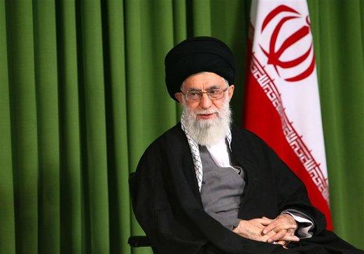 قائد الثورة الاسلامية يستقبل أهالي قم