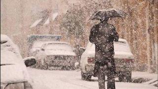 سرمای زیر صفر درجه در ۲۰ استان/ وزش باد شدید در تهران