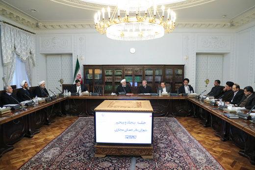 روحانی: فرصتهای بزرگ فضای مجازی در شرایط تحریم برای کمک به تولید و اشتغال هدایت شود