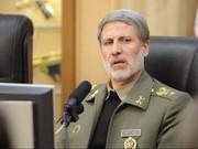 وزیر دفاع: ایران با وجود تحریمهای آمریکا، به پیشرفت خود ادامه میدهد