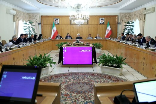 President Rouhani:Gov't prioritizing youth employment, people's livelihoods