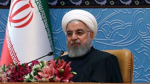 توئیتی که روحانی درباره آیتالله هاشمی منتشر کرد/ عکس