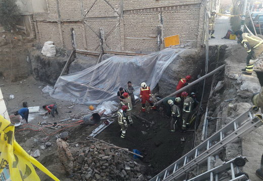 حوادث شهری,حوادث غیر مترقبه,شهرداری تهران