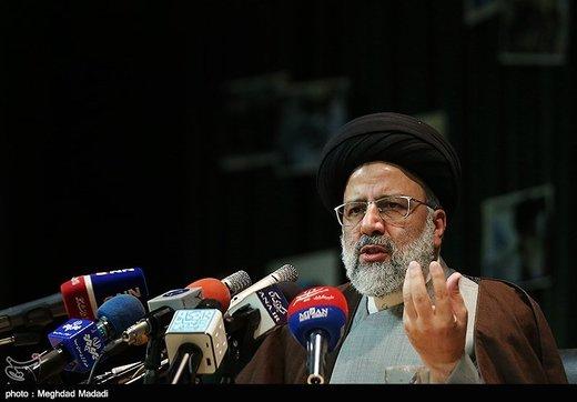 ابراهیم رئیسی: آستان قدس آماده همکاری با دولت است