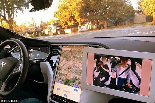 امکان بررسی حرکات راننده در خودرو با هوش مصنوعی