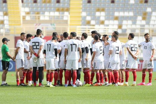 پیام بازیکنان از ابوظبی/ گول ویتنام را نخورید!