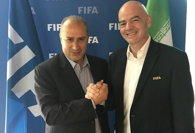 فوتبال ایران در آستانه تعلیق!