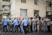 تصاویر | بازداشت ۳۰۵۴ قاچاقچی مواد در تهران!