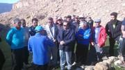 استاندار لرستان از زیستگاه سمندر لرستانی بازدید کرد