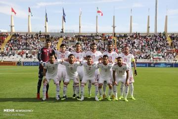 اعلام ترکیب تیم ملی ایران برای بازی با عمان