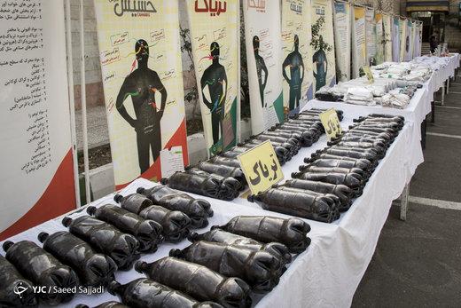 بیش از ۲۰۰ کیلوگرم تریاک در اصفهان کشف شد