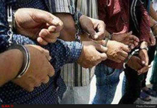 دستگیری باند ۵ نفر سارقان منزل در مجیدیه/ شناسایی سوژهها در پوشش نظافتچی