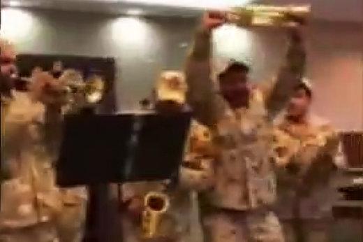 تاکید بر افزایش نشاط سربازها/ واکنش سردار به ویدئوی چند سرباز شاد