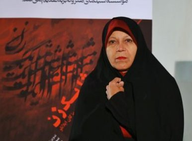 فائزه هاشمی:اگر زنی از شوهرش شکایت کند که مرا کتک می زند،به او می گویم تو هم بزن/روزنامه ام را بدلیل انتشار خبری بستند که همان خبر در لثارات هم چاپ شد