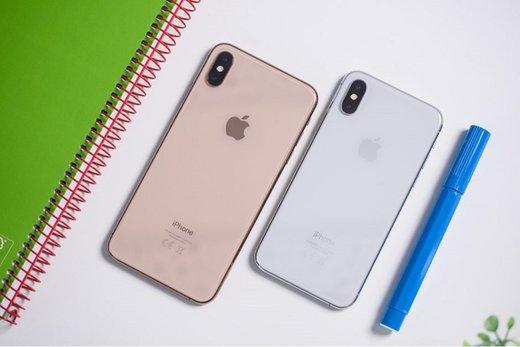 آیفون,اپل,سامسونگ,سخت افزار,شبکه نسل پنجم موبایل 5G,گوشی هوشمند