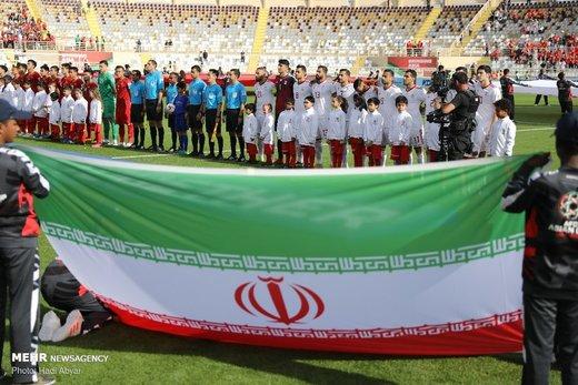 بلیت بازی ایران-عراق نایاب شد