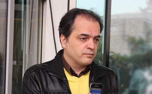 پیمان یوسفی گزارشگر بازی پرسپولیس شد