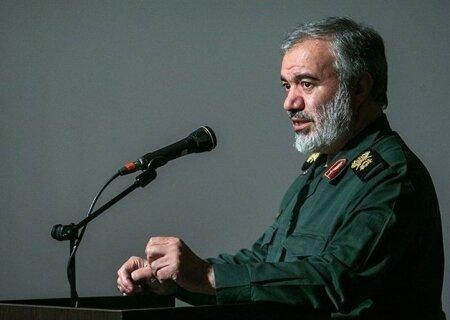 سردار فدوی: دشمنان اذعان میکنند باید دنبال قدرت بازدارنده در برابر ما باشند