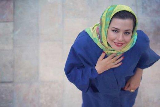 عکس | گریم مهراوه شریفینیا در سریال «دل»