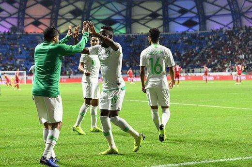 کار بازیکنان تیم ملی عربستان به کنسولگری کشیده شد