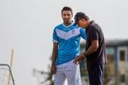 پرش لیونل مسی مقابل بازیکن ایرانی!/عکس