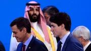 عکس | جلیقه ضد گلوله نخست وزیر کانادا خبرساز شد!