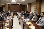 هشتمین گردهمایی معاونان پشتیبانی و مدیران بودجه و تشکیلات دانشگاههای منطقه ۵ کشور در خرمآباد برگزار شد