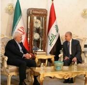 فیلم | ارزیابی ظریف از دیدار با همتای عراقی