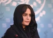 عکس | الناز شاکردوست در جشنواره فیلم فجر