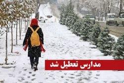 جزییات تعطیلی برخی مدارس استان البرز در روز دوشنبه