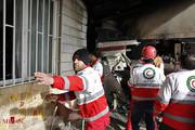 آتشسوزی هواپیمای سقوط کرده خاموش شد/ رهاسازی ۲ جسد