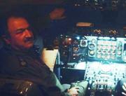 عکس |  خلبان هواپیمای بوئینگ ٧٠٧ که امروز دچار سانحه شد