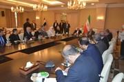 ظریف یلتقی ممثلی مختلف القومیات والدیانات فی العراق