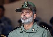 تقدیر فرمانده کل ارتش از وزیر دفاع و سازندگان جت تمام ایرانی «یاسین»