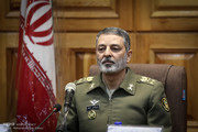 سرلشکر موسوی: چند تن از شهدای سانحه امروز در صف مدافعان حرم بودند