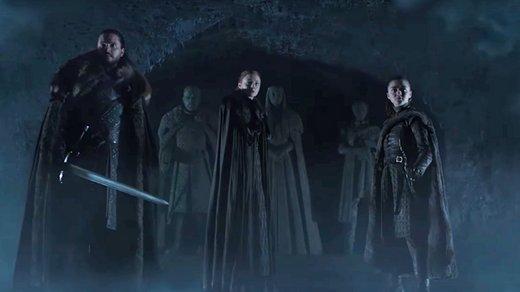 نخستین تیزر از فصل آخر «بازی تاج و تخت» / زمان دقیق انتشار سریال اعلام شد