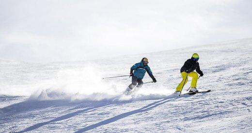 ارتش قهرمان مسابقات اسکی نیروهای مسلح کشور شد