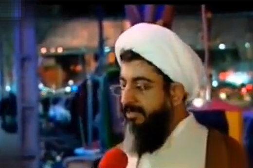 فیلم | ابتکار جالب یک امام جمعه برای دستفروشها!