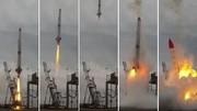 ۷ موشک ماهوارهبر فضایی که با شکست مواجه شدند