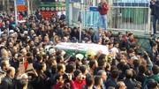 تنها درخواست پدر آتشنشان شهید از شهردار تهران