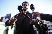 تصاویر   بازداشت ۶۰۰ مجرم در پایتخت