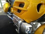 تصاویر | توقیف موتورسیکلت ۱۸۰۰سیسی یک میلیاردی در نیاوران!