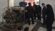 بازدید کارشناسان شرکت موتورسازی پویانیستانک از دانشکده مهندسی مکانیک دانشگاه سمنان