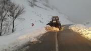 مدیرکل راهداری لرستان : مصرف بیش از ۱۰۰۰ تن شن و نمک در جاده های استان