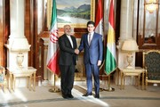 Iran FM, Iraqi Kurdistan PM discuss issues of interest